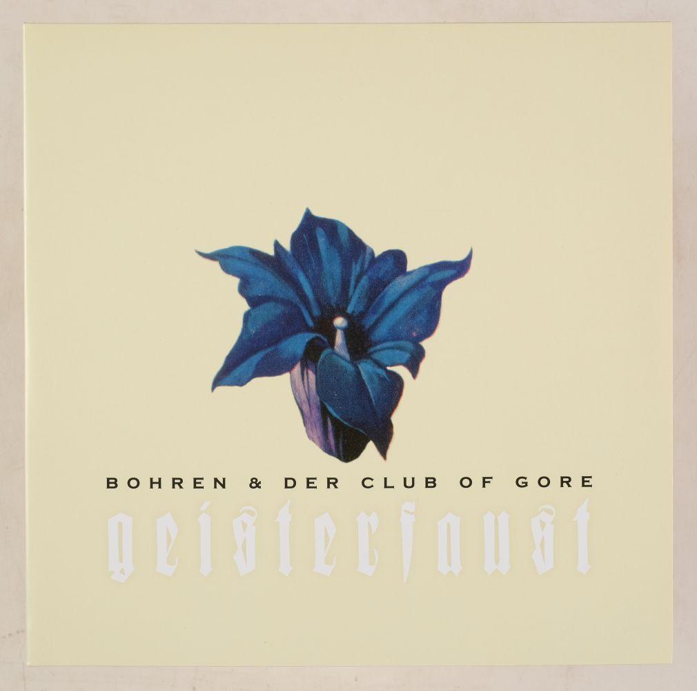 * Vinyl Records. Bohren & Der Club of Gore (German ambient / dark jazz music), selection of 5 LPs - Image 4 of 5