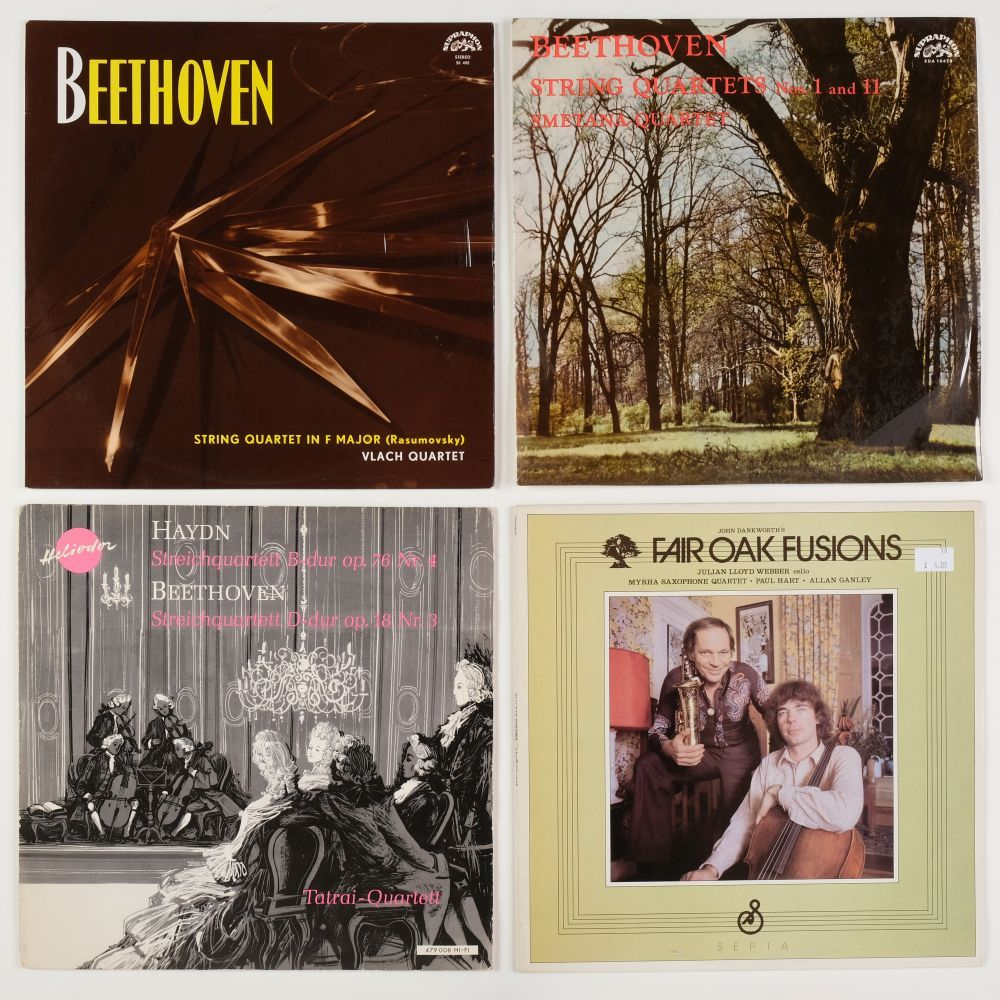 * Classical Records. Collection of approx. 200 classical records by popular composers and artists - Image 2 of 4