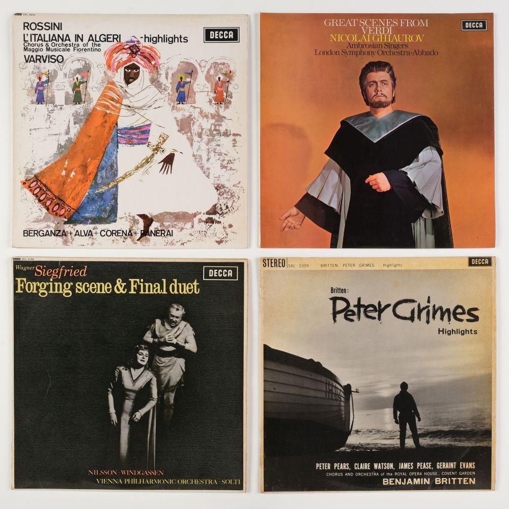 * Classical Records. Collection of approx. 170 classical records, inc. Decca SXL, HMV ASD, DGG, etc - Image 12 of 12