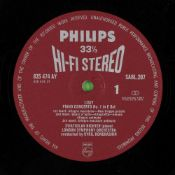 * Classical Records. Collection of Philips classical records / LPs, mostly Minigroove originals