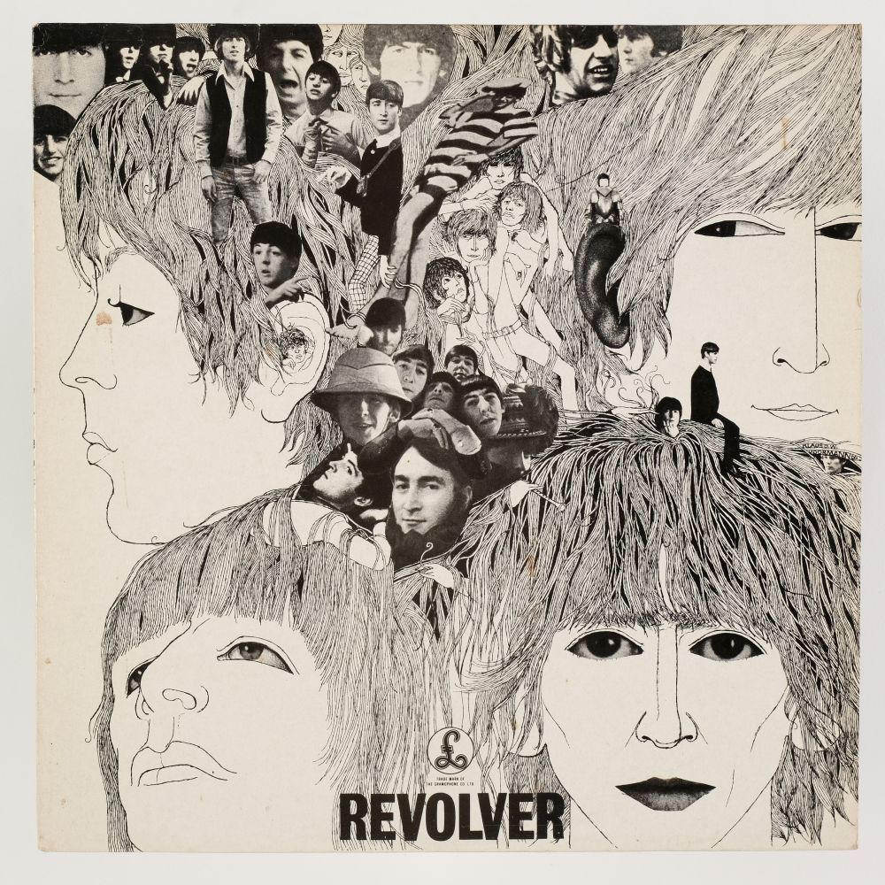 * The Beatles. Beatles records, inc. Red & Blue albums, Rubber Soul, Sgt. Pepper, Revolver, etc - Image 4 of 7
