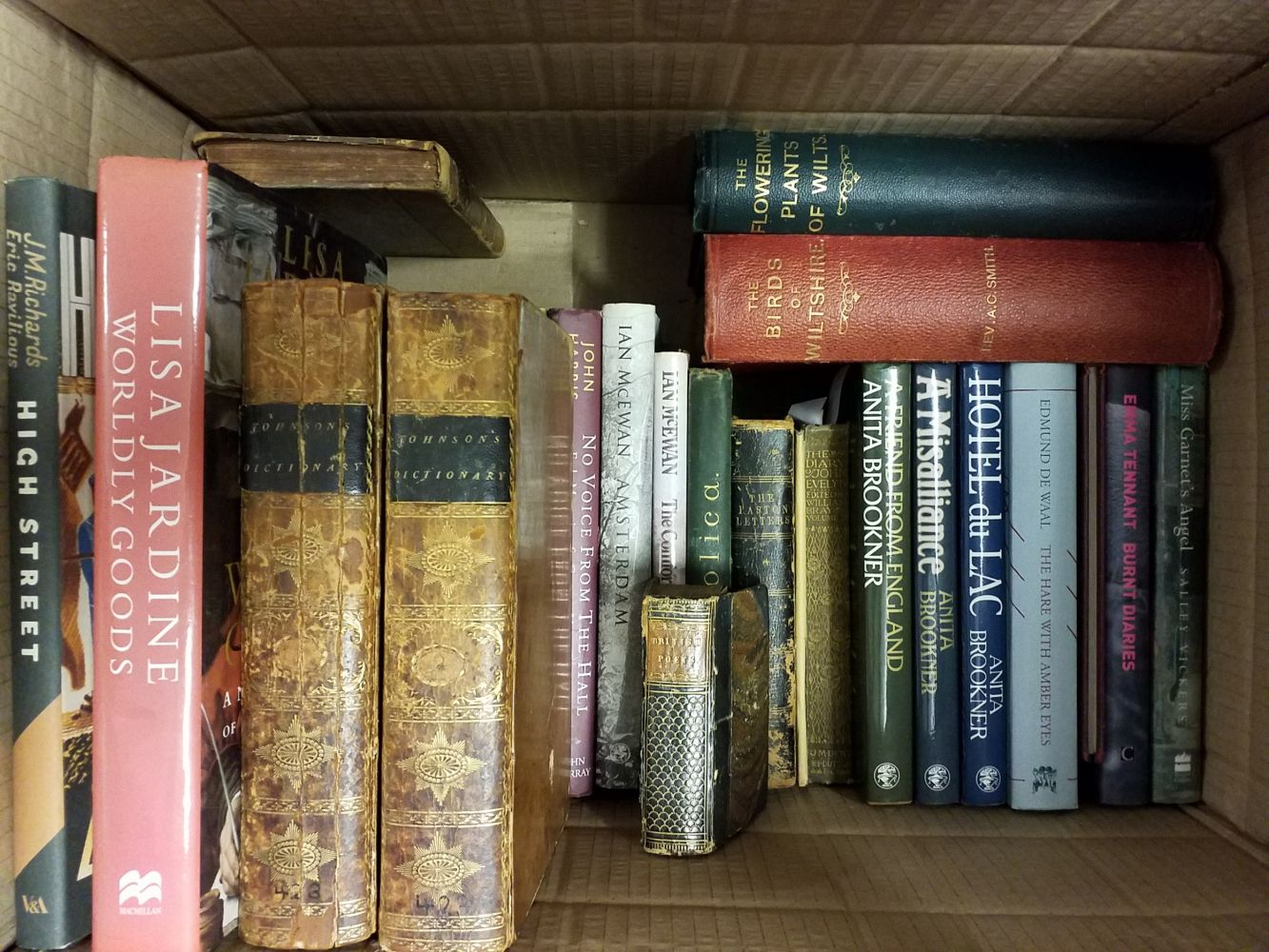 Miscellaneous Literature. A collection of 18t-century to modern literature & reference