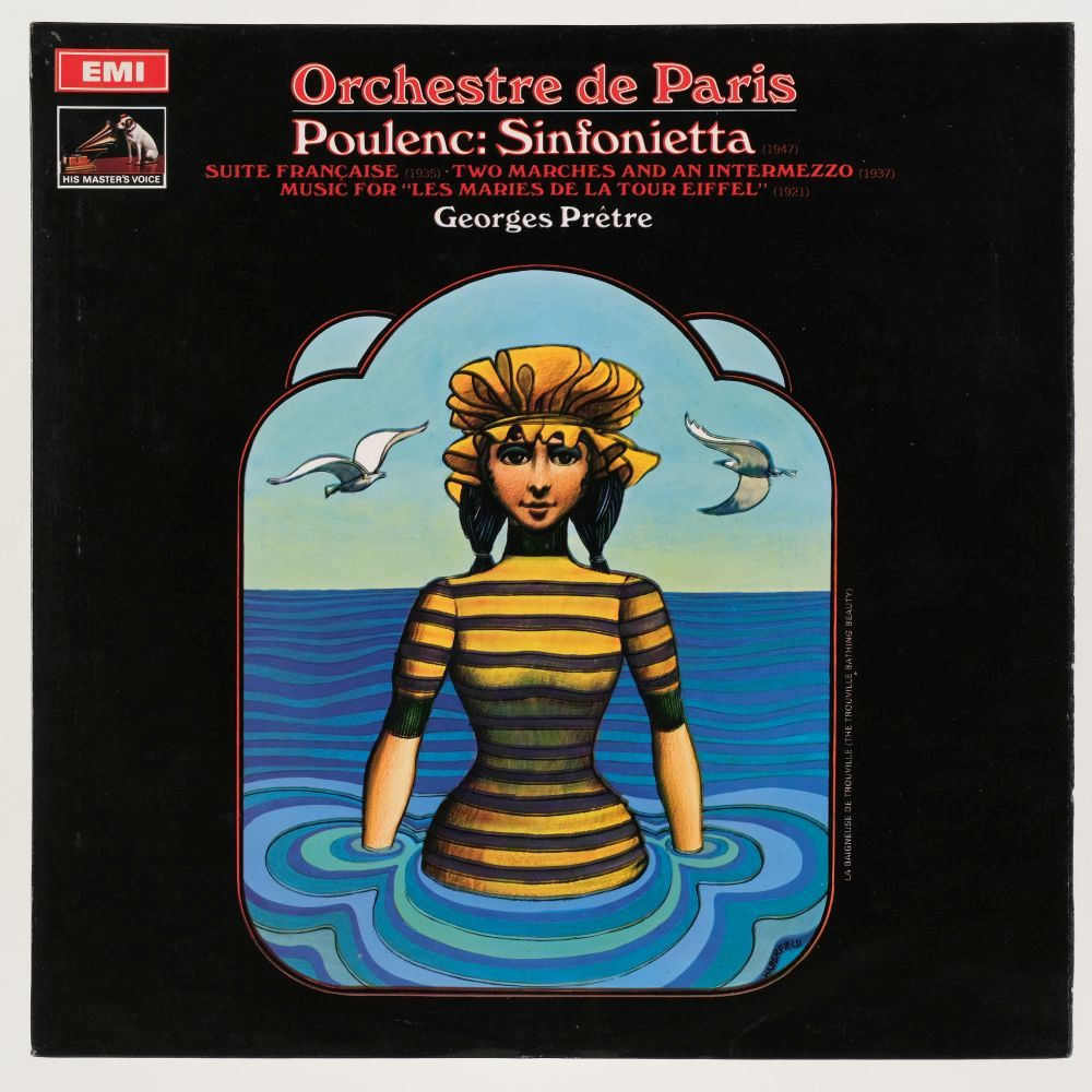 * Classical Records. Collection of approx. 200 classical records by popular composers and artists - Image 9 of 11