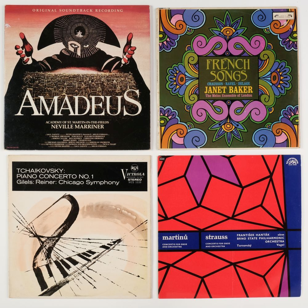 * Classical Records. Collection of approx. 200 classical records by popular composers and artists - Image 4 of 4