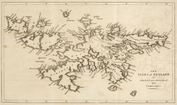 Gifford (Thomas). An Historical Description of the Zetland Islands, 1786