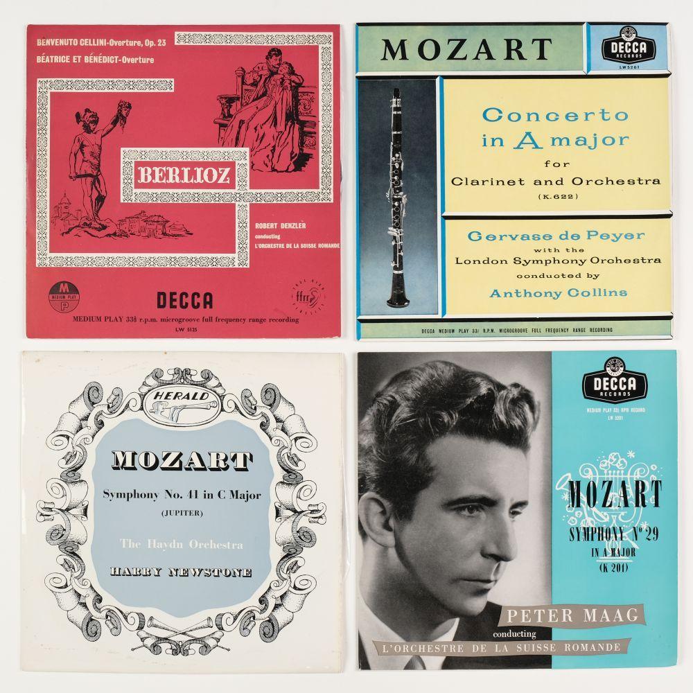 * Classical Records. Collection of approx. 170 classical records, inc. Decca SXL, HMV ASD, DGG, etc - Image 8 of 12