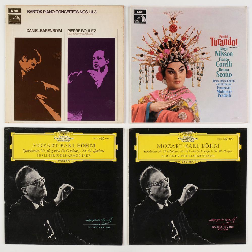 * Classical Records. Collection of approx. 170 classical records, inc. Decca SXL, HMV ASD, DGG, etc - Image 3 of 12