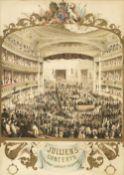 * Opera. Jullien's Bal Masque, circa 1847