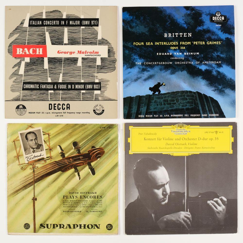 * Classical Records. Collection of approx. 170 classical records, inc. Decca SXL, HMV ASD, DGG, etc - Image 7 of 12