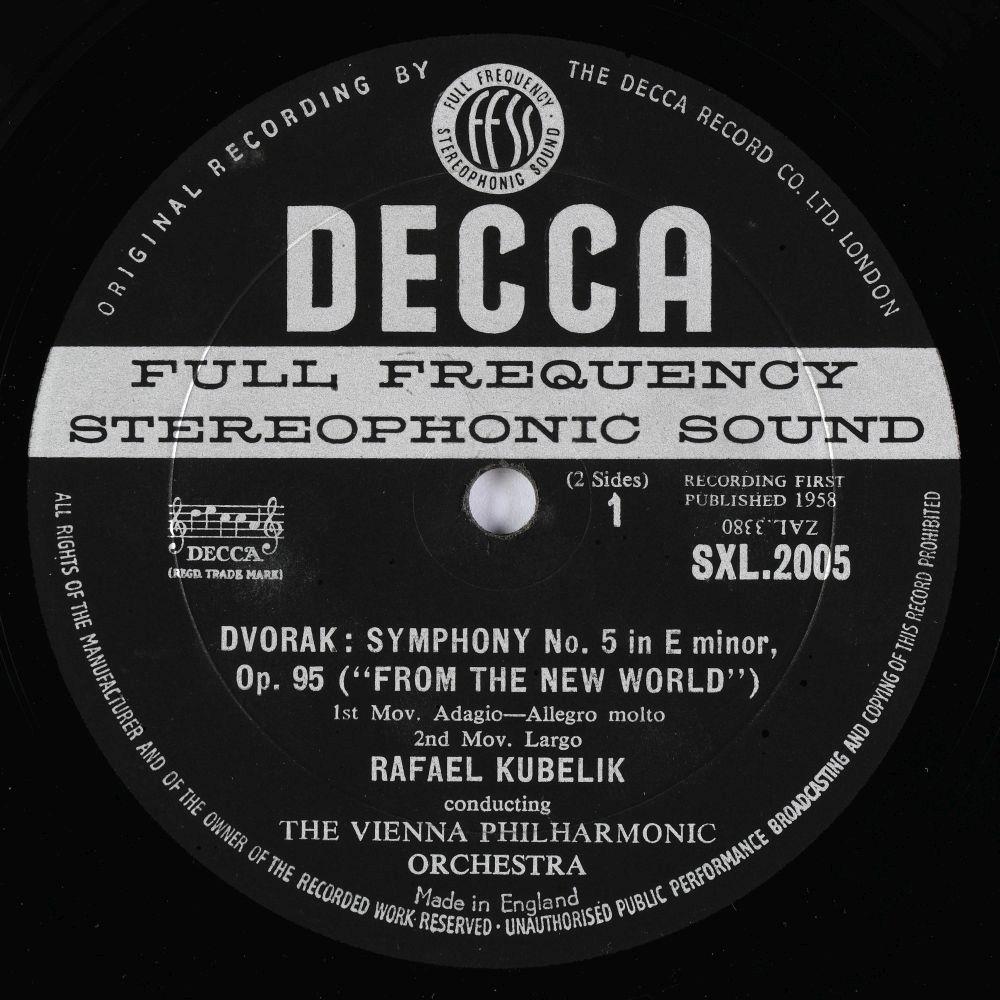 * Ricci (Ruggiero). Collection of Decca SXL classical records, including SXL 2077, 2197, 2004 & 05 - Image 11 of 11