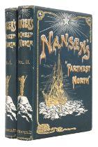 """Nansen (Fridtjof). """"Farthest North"""", 1898"""