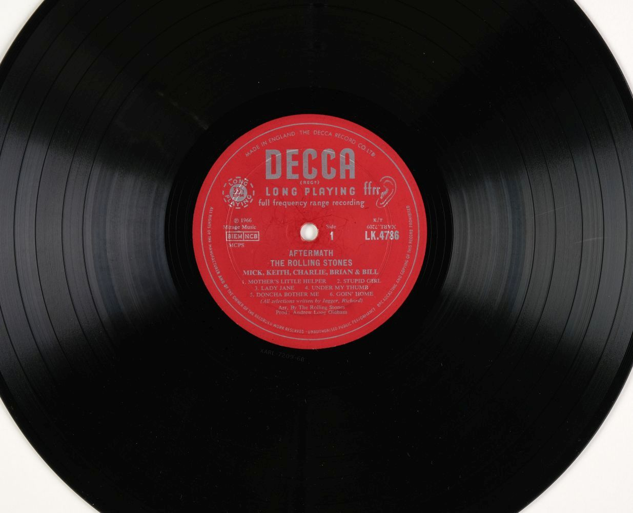* The Rolling Stones. Collection of early Rolling Stones records / LPs - Image 4 of 10