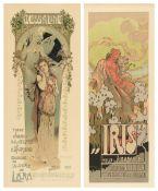 * Hohenstein (Adolf, 1854-1917/28). Iris, Musica di P. Mascagni...,
