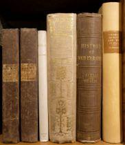 Bewick (Thomas). A History of British Birds, 2 volumes, 1826