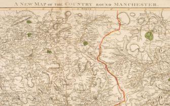 Aikin (John). A Description of Manchester, 1795