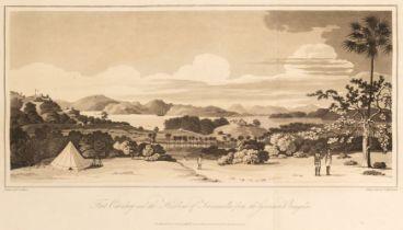 Cordiner (James). A Description of Ceylon, 1807