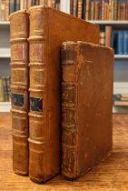 Tott (Francois, Baron de). Mémoires ..., sur les Turcs et les Tartares, 4 parts in 2, 1784-85