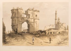 Mecham (Clifford Henry). Sketches & Incidents of the Siege of Lucknow, 1858