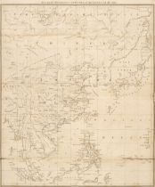 Pennant (Thomas). View of India..., China, & Japan (Outlines of the Globe, vol. 3 only), 1800