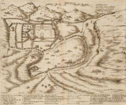 Goujon (Jacques). Histoire et Voyage de la Terre-Sainte, 2nd edition, 1671