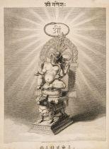 Moor (Edward). The Hindu Pantheon, 1810