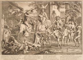 * Gillot (Claude, 1673-1722). Witches' Sabbath
