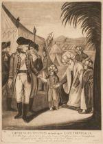 * Laurie (Robert, circa 1755-1836). Tippoo Saib's Two Sons