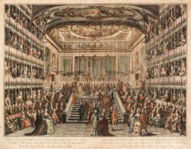 * Baratta (Antonio, 1724-1787). Dessein du Spectacle..., 1782