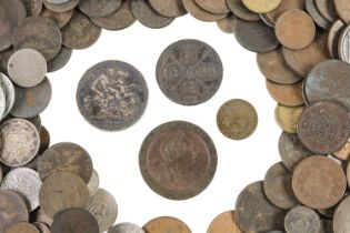 * Coins. Mixed collection of coins
