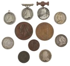 * Coins. Charles II and later