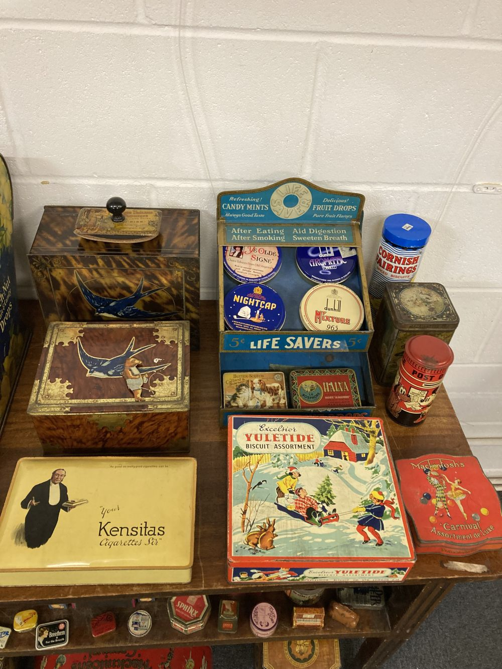 * Advertising Tins. A large collection of tins - Image 5 of 17