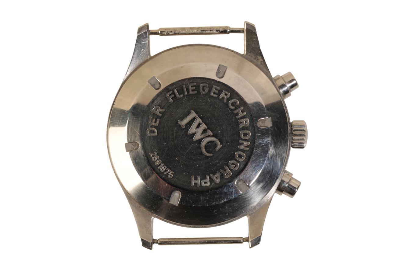 IWC FLIEGER CHRONOGRAPH GENTLEMAN'S PILOT WATCH - Image 4 of 5