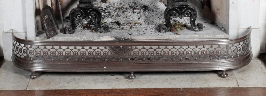 A REGENCY STEEL FENDER, - Image 2 of 2