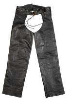 A PAIR OF FOX CREEK LEATHERS AMERICAN CHAPS