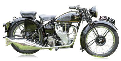1939 VELOCETTE MAC 350
