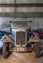 1933 AUSTIN 7 'T 52' RESTORATION PROJECT