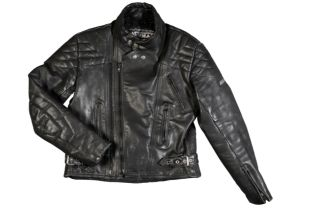 A FRANK THOMAS MOTORCYCLE TOURING SUIT