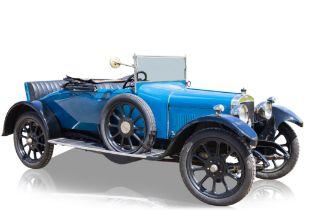 1923 SUNBEAM 14HP TWO-SEATER PLUS DICKEY