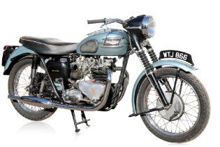 1955 TRIUMPH TIGER 110