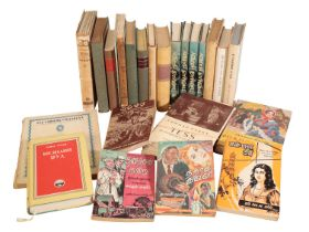 A COLLECTION OF THOMAS HARDY WORKS TRANSLATED TO FOREIGN LANGUAGES,