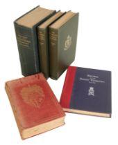 ATKINSON, C. T. THE DORSETSHIRE REGIMENT, VOLUMES I AND II,
