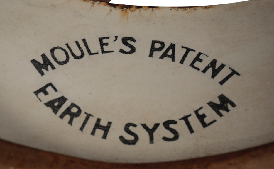 HENRY MOULE'S PATENT MECHANICAL DRY EARTH CLOSET - Image 3 of 4