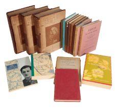 CHAMBERS'S CYCLOPAEDIA OF ENGLISH LITERATURE, VOLUMES I-III,