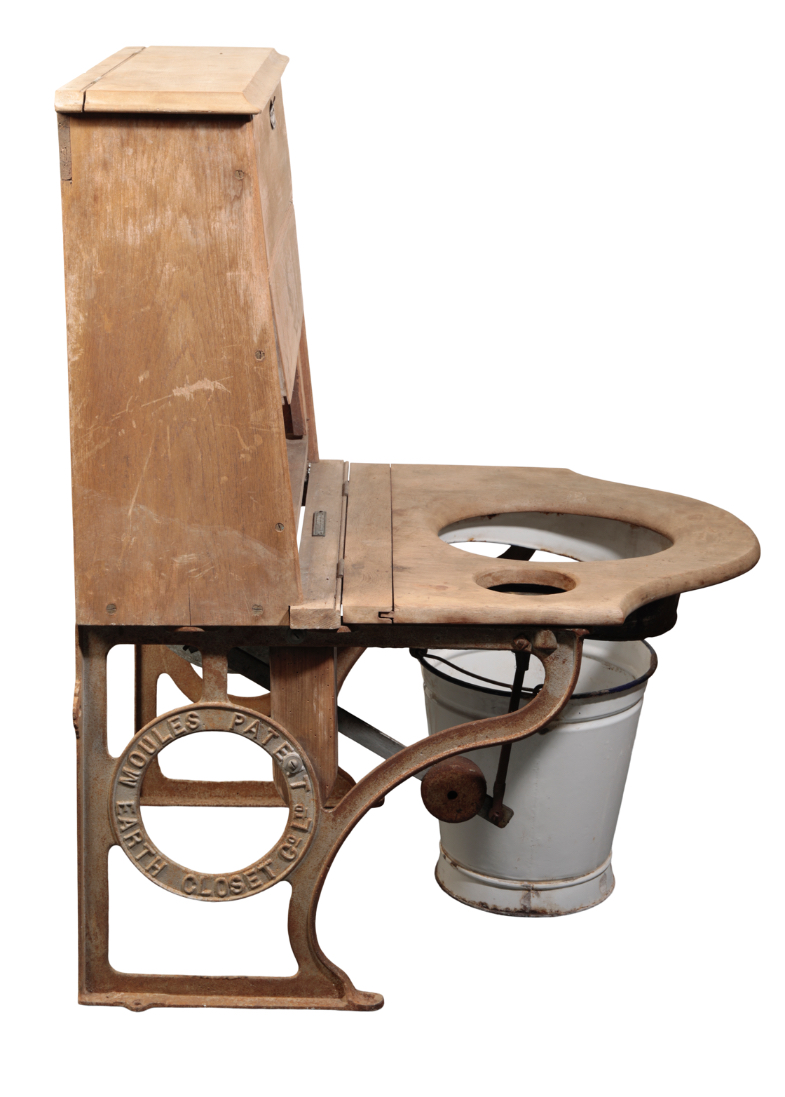 HENRY MOULE'S PATENT MECHANICAL DRY EARTH CLOSET - Image 2 of 4