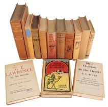 LAWRENCE, T. E., SEVEN PILLARS OF WISDOM,