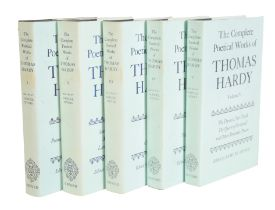 HARDY, THOMAS., THE COMPLETE POETICAL WORKS OF THOMAS HARDY,
