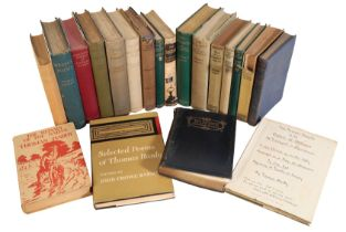 HARDY, THOMAS., WESSEX POEMS AND OTHER VERSES,