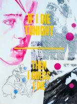 STUART SEMPLE (b. 1980) 'If I Die Tonight, 2013'