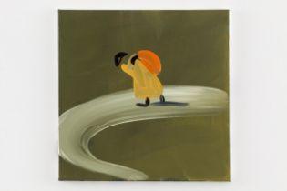 SUSIE HAMILTON (b. 1950) 'Berber, 2014'