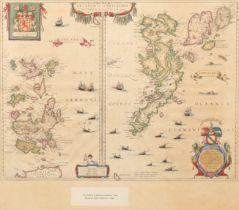 JOAN BLAEU (1596-1673) 'Orcadum et Schetlandiae'